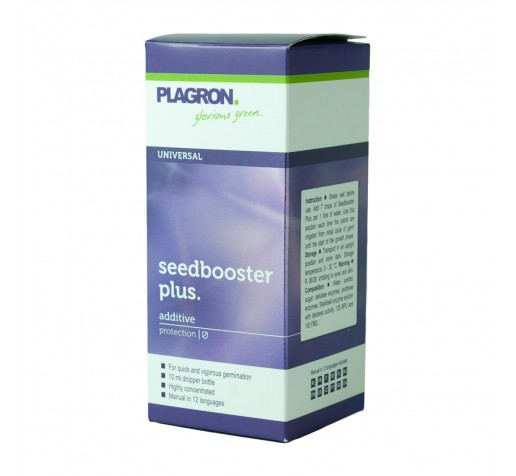 Plagron Seedbooster Plus 10 ml Plagron Netherlands фото